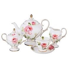 "Чайный сервиз ""Амелия"" на 6 персон 15 пр.1000/250 мл."