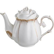 Заварочный чайник (Фарфор) «ЦВЕТОЧНАЯ СИМФОНИЯ» 750 мл.
